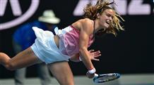 Молодая гречанка феерически идет по легендарному турниру