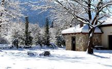 Пять бесподобных мест для зимнего отдыха в Греции