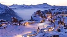 Горнолыжные центры и зимний отдых в Греции