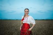 Кто она – русо-украинка греческого шоу-бизнеса?