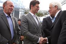 СМИ разглядели в Сакисе Рувасе будущего президента Греции