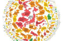Госдолг Греции: сколько должен кредиторам каждый грек?