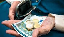 Германия: сокращение пенсий – главное условие нынешних реформ греков