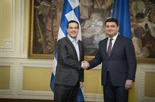 Премьер Греции обеспокоен эскалацией конфликта на Украине