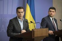 Коммунистическая партия Греции осудила визит Ципраса на Украину