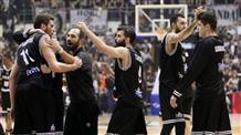 Лига чемпионов: греческая тройка преодолевает первый этап плей-офф
