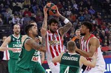 Георгиос Принтезис – лучший игрок 22 тура баскетбольной Евролиги