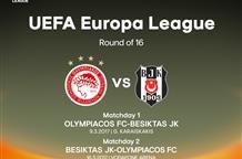 Жеребьевка Лиги Европы: Олимпиакос вновь будет покорять Турцию