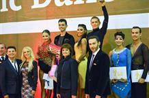 Танцы всех направлений: в Афинах пройдет шестой турнир Hellenic DanceSport Open