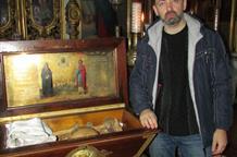 Найдены мощи первого настоятеля русского посольского храма в Афинах и афонского старца иеросхимонаха Аникиты (князя Ширинского-Шихматова)
