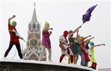 Из России с любовью: в Афины едут Pussy Riot