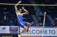 Греческая школа прыжков с шестом завоёвывает очередную медаль