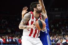 Греческий чемпион уже точно будет третьим в групповом турнире Евролиги
