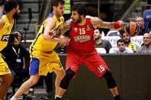 Греческий чемпион одерживает уверенную победу на «Земле обетованной»
