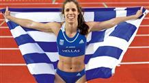 Катерина Стефаниди – чемпионка Европы в залах