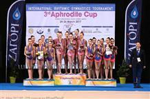 Гимнастки Казахстана увезли из Афин медали