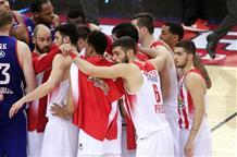 Олимпиакос стартовал в плей-офф Евролиги с домашней победы