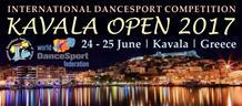 В Кавале пройдет Международный конкурс спортивных танцев
