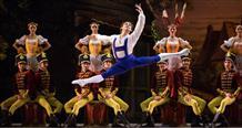 Звезды российского балета в Афинах