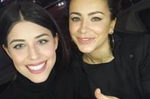 """Ани Лорак приехала на """"Евровидение"""" в Киев и поддерживает участницу из Греции"""
