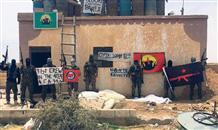 Греческие анархисты сражаются в Сирии против ISIS на стороне курдских повстанцев