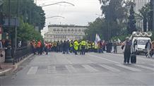 Греция протестует (фоторепортаж)