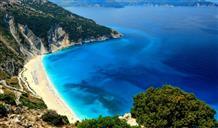 """Греческие пляжи заняли второе место в мире по числу """"Голубых флагов"""""""
