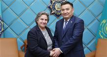Греция и Казахстан готовятся подписать договор о выдаче и правовой помощи по уголовным делам