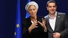 Премьер-министр Греции обсудил с главой МВФ сокращение госдолга