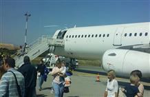 Летевший из Крита в Петербург самолет чуть не упал после взлета