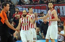 Олимпиакос – в «финале четырех» баскетбольной Евролиги!