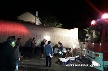 Поезд Афины-Салоники сошел с рельсов: есть погибшие (фото, видео)