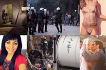 Опасная волна землетрясений в Греции, протесты, Саввиди и понтийская звезда