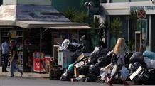 Рекордная жара в + 45 и тонны гниющего мусора в Афинах
