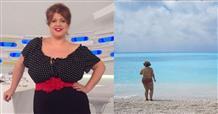 Красивый ответ на скандальный пост из соцсети про засилье толстых гречанок на пляжах