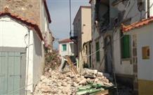Землетрясение в Греции, есть пострадавшие (видео)