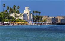 Власти Греции заявили о восстановлении туристической инфраструктуры на острове Кос