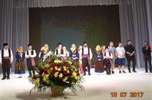 Греческий ансамбль посетил Донбасс (фото)