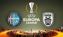 Киевский стадион «Динамо» шокирован выходкой греческого футбольного игрока