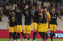 Греческие лигочемпионские представители дружно сыграли вничью на родных стадионах