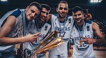 Греция – трехкратный чемпион Европы!