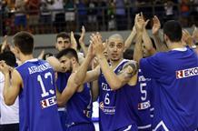 Греческие баскетболисты успешно выходят в плей-офф ЕвроБаскета