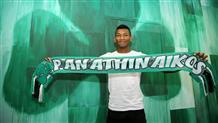 Два южноамериканских новичка футбольного Панатинаикоса