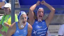 Греческие ватерпольные сборные – в плей-офф мирового первенства