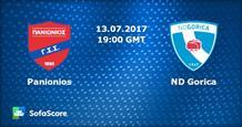 Паниониос – первопроходец еврокубкового сезона 2017/2018