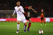 Греческие футболисты возвращаются на Родину