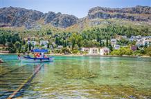 На этом красочном острове вам не понадобится ни шезлонг, ни автомобиль (фото)