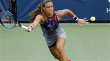 Греческая теннисистка выбивает из борьбы оппоненту из ТОП-30