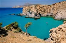 Уникальный греческий пляж, куда можно попасть на свой страх и риск (фото)