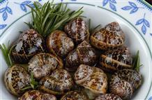 Голодные улитки: как приготовить самое оригинальное блюдо греческой кухни?